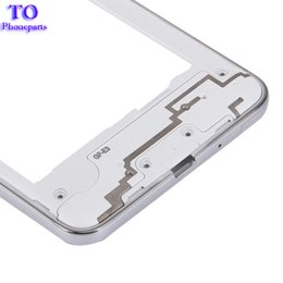 $enCountryForm.capitalKeyWord Australia - Middle Frame Bezel Housing Cover Case with Side Butoon For Samsung Galaxy Grand Prime G530 G531 Replacement Par