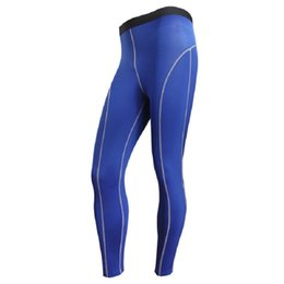 Gros Hommes Sous Pantalon Pas Cher-Gros-S-XXL Men 's \ Compression Sous Base Pantalon Layer Skin Tight Pants engins de sport longues