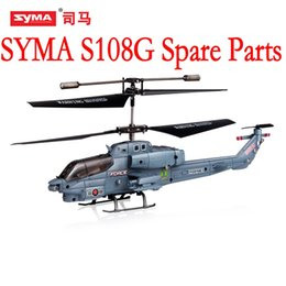 $enCountryForm.capitalKeyWord NZ - SYMA S108G Main Blades USB Cable Charger Motor Mini rc R C Radio Control Helicopter Heli Copter Boy Toys Spare Parts Access Accessories