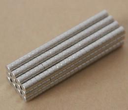 $enCountryForm.capitalKeyWord Australia - Wholesale - In Stock 200pcs Strong Round NdFeB Magnets Dia 2x3mm N35 Rare Earth Neodymium Permanent Craft DIY Magnet Free shipping