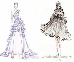 Venta al por mayor de Vestidos de boda Vestidso a medida Vestidos de fiesta Vestidos de talla grande Cargas de material de pedido de tamaño Envío de DHL de $ 30 adicionales