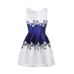 $enCountryForm.capitalKeyWord UK - Promotion Summer Children Girls Dresses European and American Style Print Pattern A-Line Kids Dresses