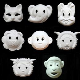 Shop Unpainted Halloween Masks UK | Unpainted Halloween Masks free