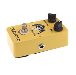 Pedal effect joyo online shopping - JOYO JF Tremolo Electric Guitar Effect Pedal True Bypass JF