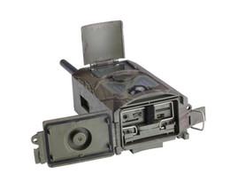 HC-500m Scouting Caza Cámara IR Gprs MMS Notificación de correo electrónico Caza 2.0 LCD 12MP HD 1080P CMOS Cámara de video de caza A prueba de agua en venta