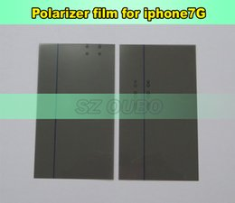 Polarizing film for glasses online shopping - Original Polarizing Film Lcd Screen Polarizer Polarization For iPhone G G S inch Cracked Glass Replacement