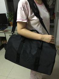 NOVA bolsa de viagem de luxo padrão mulheres Yogo esporte saco com logotipo caso praia