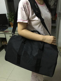 NUEVA bolsa de viaje de lujo del patrón de las mujeres Bolsa de deporte Yogo con funda de playa del logotipo