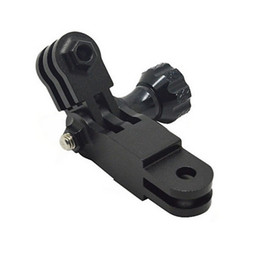 Wholesale For Gopro Sport Camera Accessories CNC Aluminum Three Way Pivot Arm Mount Monopod Adapter For GoPro Hero6 black