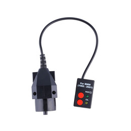 China Sockets Oil Service Reset Diagnostic Tool Black for BMW E30 E34 E36 E39 Z3 suppliers