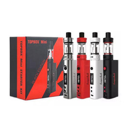 $enCountryForm.capitalKeyWord Canada - Top quality Kanger Topbox Mini 75W TC Starter Kit Kangertech KBOX Mini Box Mod Toptank pro SSOCC Atomizers Vapor mods subox nano DHL EC022