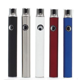 2017 battery Preheating Battery 350mah Pre-heat vs Touch Vape O Pen Variable Voltage 4.1-3.9-3.7v Preheat Glass oil Vaporizer Cartridge