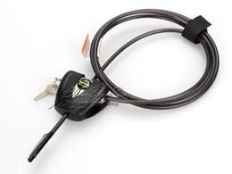 Venta al por mayor de Camión Stealth Cam de la Seguridad al por mayor-Seguridad que explora la cerradura del cable de Python 6ft para la cámara del rastro de la caza
