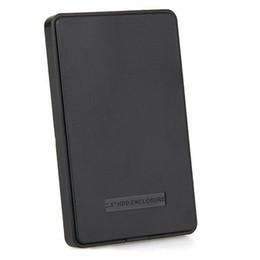 $enCountryForm.capitalKeyWord Canada - Wholesale- Hot Sale New Arrive Black External Enclosure for Hard Drive Disk 2.5Inch Usb 3.0 Hdd Sata Hdd Durable Portable Case