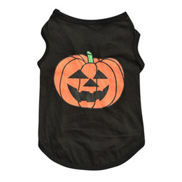 $enCountryForm.capitalKeyWord Canada - Pumpkin Dog Vest Pet Puppy Clothes Cotton shirts Warm Coats Outfit Halloween Party Costumes Dog Clothing