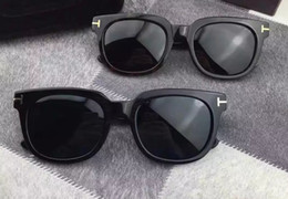 Wholesale Cool Men s Square TF211 Sunglasses James Bond Sunglasses Brand New with Box