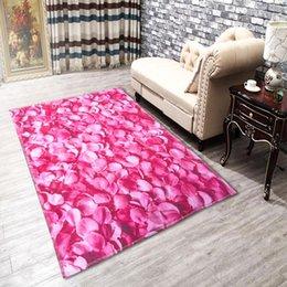 2017 Welcome Floor Mats Flower Fish 3D Printing Bathroom Kitchen Carpets  House Doormats For Living Room Anti Slip Tapete Rug