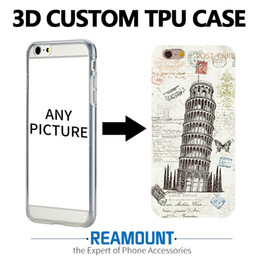 $enCountryForm.capitalKeyWord Canada - 3D DIY Silicone Case Landscape Plating TPU Cell Phone Cases Shell Relief Soft Shell TPU Creative Art Mobile Phone Sets