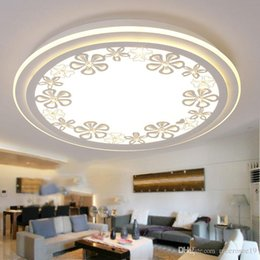 discount ceiling lights flower chandeliers new arrival modern white led chandelier lighting flower ceiling for living - Discount Chandeliers
