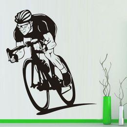 $enCountryForm.capitalKeyWord Canada - Diamond level Sport Bike Wall Decals Bicycle Vinyl Art Wall Stickers Home Decor Decoration For Boys Room Custom