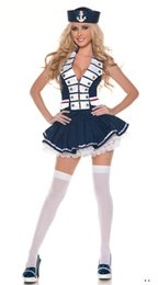 $enCountryForm.capitalKeyWord Canada - Sexy Adult Female Navy Dress Students Uniform Lace Dress Sexy Japanese School Girl Sailor Uniform Maid Cosplay Costume