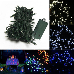 origlam 33ft 72 leds waterproof battery operated light string with 8 functions auto timer for christmas party wedding del_11t battery christmas lights - Battery Christmas Lights With Timer