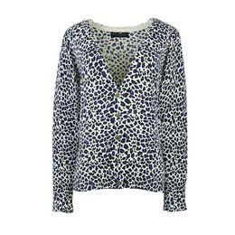 Leopard Print Cardigan Sweater Online   Leopard Print Cardigan ...