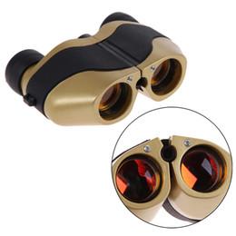 Caça ao ar livre Viagem 80x120 Zoom Dobrável Dia Binóculos de Visão Noturna Telescópio + Saco de Caça Binóculos em Promoção