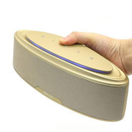 new bluetooth mini speaker 2019 - NEW B3 touch key card Bluetooth speaker wireless mini cool Bluetooth stereo 20W outdoor indoor LED ambient lighting supe