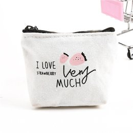 Discount red hot wallet - Wholesale- Hot Sale Women Girls Cute Fashion Snacks Coin Purse Wallet Bag Change Pouch Key Holder drop shipping wholesal