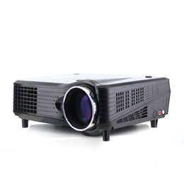 $enCountryForm.capitalKeyWord Canada - Wholesale-2000LM LED 3D Projector Accept WIFI Wireless Bar Projector 1080P Video TV Home Cinema Computer Portable Projector