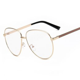 9bf6de0c1c83 Wholesale- 2016 New Vintage Eyewear Frame Myopia Glasses Clear Lens Women  Spectacle Frame Men Eyeglasses Optical Glasses Frame Male Lunette