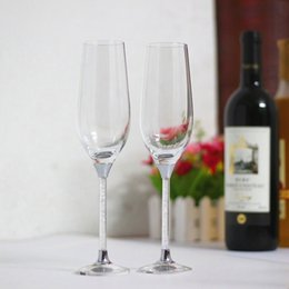 $enCountryForm.capitalKeyWord NZ - hot sales fashion wedding glass champagne wine glasses toasting flutes lovers and birthday gifts home and party celebration use