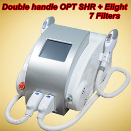 Light therapy wrinkLe machine online shopping - e light ipl skin pigment opt shr permanent laser hair removals Acne Pigmentation Vascular Therapy wrinkle removal beauty machine