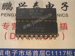 electronics transistors UK - SP5000 . SP5000A . double pin Cdip-18 ceramic , Electronic Component , IC