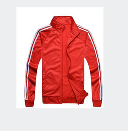 Venta al por mayor de M-3XL marca traje hombres / mujeres deporte chándal traje casual deporte traje chaqueta y pantalones de moda