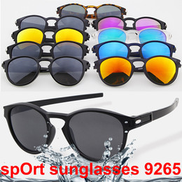 Designer sunglasses Dhl online shopping - 2017 Hot Sale Popular Sunglasses for Men and Women Outdoor Sport Designer Sunglasses driving cycling Sunglasses colors DHL Shipping