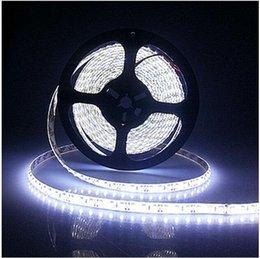 Großhandel 5M / lot IP65 Wasserdichtes 3528 600 LED-Streifen-Licht-Farbband 120led / m WarmWhite ColdWhite Blau-Grün-Rot-LED-Streifen