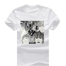 Maglietta Revolver New Fashion Uomo T-Shirt Cotton O Neck Mens manica corta da uomo tshirt Uomo Top Tops all'ingrosso