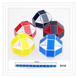 $enCountryForm.capitalKeyWord Canada - Shengshou Magic Cube Puzzle High Quality Twist Jigsaw Puzzle Snake Magic Ruler 3D Snake Toys Kid Education Intelligence Toy Free Shipping
