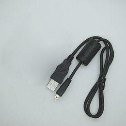 Câble USB de remplacement 1,5 m UC-E6 pour Nikon COOLPIX S4000 S4200 S5100 S70 S80 S800C S8000 D3200 Appareil photo numérique D5000 L20 L22 L100 L120 US03 en Solde