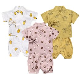$enCountryForm.capitalKeyWord Canada - 2017 summer baby boy girl monk clothes sets dot infant boys t shirt toddler girls shorts short sleeve kids boy girl cute wears