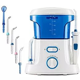 Irrigador Oral Dental Water Flosser Jet Tratamento Oral Irrigator Série Dental Higiene Oral Dente Irrigator