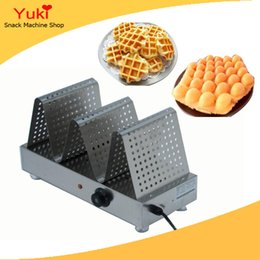 Coffee Housing Australia - Commercial Egg Waffle Warmer Stainless Steel Food Display Warmer Showcase Food Warmer Waffle Display Machine Coffee House