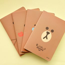 online shopping Q05 Kawaii Rilakkuma Portable Diary Notebook School Office Supply Stationery Writing Paper Student Kids Gift