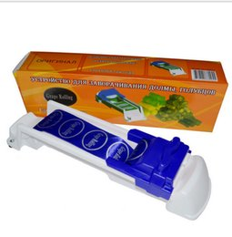 Hot rolled online shopping - DOLMER Crape Rolling Dish Sushi Machine Vegetables Meat Grinder Kitchen Originality Gadget Meat Roll Friendly Healthy Hot Sale Lj