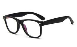 f6c095c3066 High Quality Men Women Fashion Brand Designer Plain Glasses Optical Eyewear  Myopia Eyeglasses Frame Oculos On Frame Name LT2182