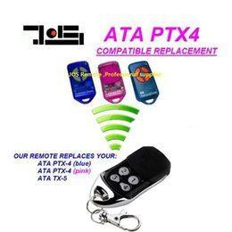 AtA lock online shopping - Garage Door Remote Control For ATA PTX4 SecuraCode MHz