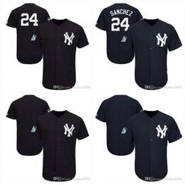 67dbdf96e0c ... sanchez flex base cool base custom jersey mlb baseball jerseys 100  stitched 201 mens new york