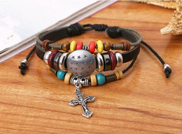 Discount easter gift delivery 2018 easter gift delivery on sale 2017 latest explosion models cross bracelets leather bracelets jewelry cross i love jesus church gifts church gifts free delivery 101 easter gift negle Image collections